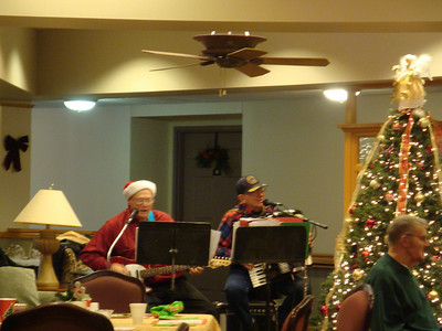 Entertainment at Kay's Christmas party ( 2010 )