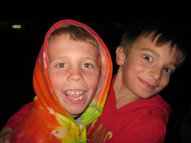 Kyle and Nikos at Bethlehem