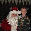 Kyle and Santa on Sheraton