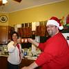 Lori and Mario on Christmas Eve ( 2014 )