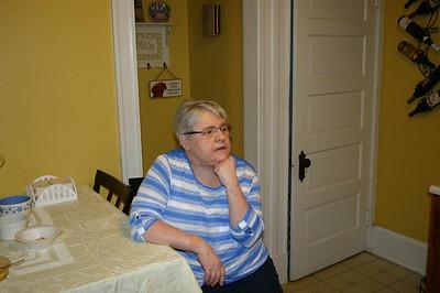 Grandma Kay was down for Christmas Eve ( 2014 )
