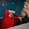 Mario wishes Shaun a Merry Christmas ( 2014 )