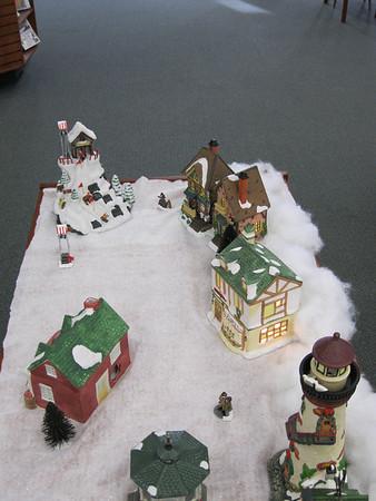 Christmas Around the Library 2010