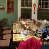 Our beautiful Christmas table