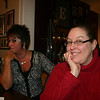 Lori and Shari playing dominoes on Christmas Eve ( 2013 )