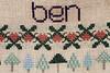 Ben's stocking