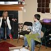 Lisa and Brock at Christmas ( 2010 )