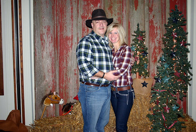 Merry Christmas from Angie and Kevin Sink ( 2012 )