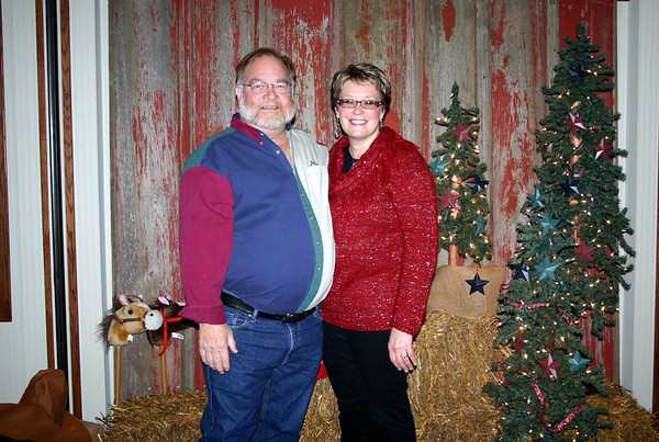 Merry Christmas from Bruce and Lynann ( 2012 )