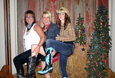 Merry Christmas from Lori, Kristy and Kate ( 2012 )
