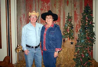 Merry Christmas from Tom and Sandy Plemmons ( 2012 )