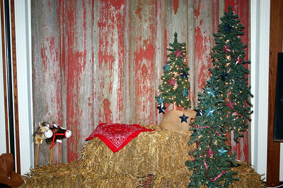 Picture props for the Lee Insurance Christmas party ( 2012 )