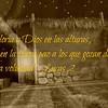 """¡Feliz Navidad<br /> <br /> Lucas 2<br /> <br /> Nueva Versión Internacional (NVI)<br /> Nacimiento de Jesús<br /> <a href=""""http://www.biblegateway.com/passage/?search=Luke%202&version=NVI"""">http://www.biblegateway.com/passage/?search=Luke%202&version=NVI</a><br /> <br /> 2 Por aquellos días Augusto *César decretó que se levantara un censo en todo el imperio romano.[a] 2 (Este primer censo se efectuó cuando Cirenio gobernaba en Siria.) 3 Así que iban todos a inscribirse, cada cual a su propio pueblo.<br /> <br /> 4 También José, que era descendiente del rey David, subió de Nazaret, ciudad de Galilea, a Judea. Fue a Belén, la ciudad de David, 5 para inscribirse junto con María su esposa.[b] Ella se encontraba encinta 6 y, mientras estaban allí, se le cumplió el tiempo. 7 Así que dio a luz a su hijo primogénito. Lo envolvió en pañales y lo acostó en un pesebre, porque no había lugar para ellos en la posada.<br /> Los pastores y los ángeles<br /> <br /> 8 En esa misma región había unos pastores que pasaban la noche en el campo, turnándose para cuidar sus rebaños. 9 Sucedió que un ángel del Señor se les apareció. La gloria del Señor los envolvió en su luz, y se llenaron de temor. 10 Pero el ángel les dijo: «No tengan miedo. Miren que les traigo buenas *noticias que serán motivo de mucha alegría para todo el pueblo. 11 Hoy les ha nacido en la ciudad de David un Salvador, que es *Cristo el Señor. 12 Esto les servirá de señal: Encontrarán a un niño envuelto en pañales y acostado en un pesebre.»<br /> <br /> 13 De repente apareció una multitud de ángeles del cielo, que alababan a Dios y decían:<br /> <br /> 14 «Gloria a Dios en las alturas,<br />     y en la tierra paz a los que gozan de su buena voluntad.»[c]<br /> <br /> 15 Cuando los ángeles se fueron al cielo, los pastores se dijeron unos a otros: «Vamos a Belén, a ver esto que ha pasado y que el Señor nos ha dado a conocer.»<br /> <br /> 16 Así que fueron de prisa y encontraron a María y a José, y al niño que estaba aco"""