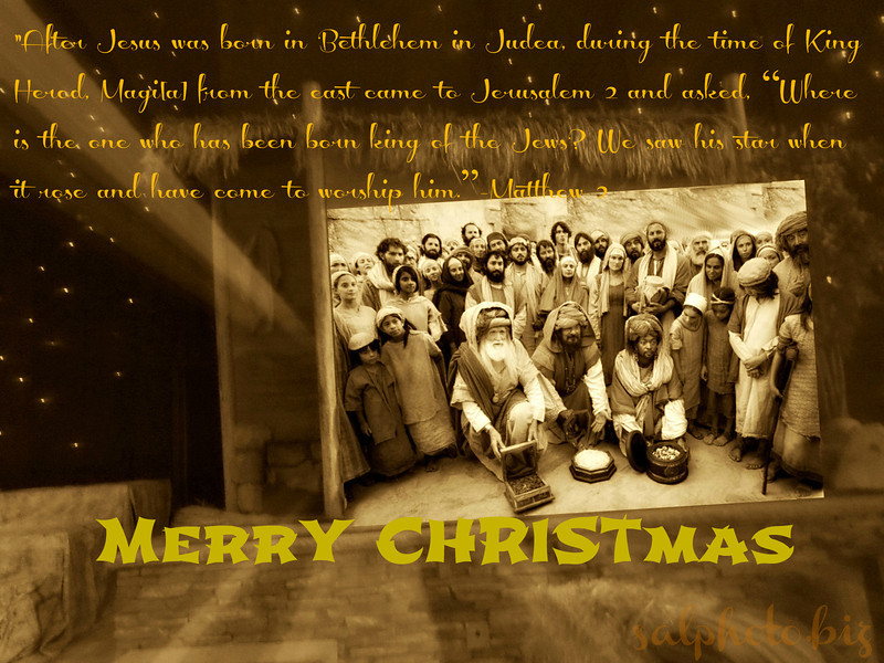 """Why We Celebrate Christmas on December 25?<br /> <a href=""""https://youtu.be/3E6wstD0b30"""">https://youtu.be/3E6wstD0b30</a><br /> <br /> <a href=""""https://goodnewseverybodycom.wordpress.com/2017/12/22/now-you-know-various-christmas-symbolism/"""">https://goodnewseverybodycom.wordpress.com/2017/12/22/now-you-know-various-christmas-symbolism/</a> <br /> <br /> <br /> More Bible Verses<br /> <a href=""""http://smu.gs/1hPUWWV"""">http://smu.gs/1hPUWWV</a>"""
