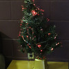 """""""Holiday"""" tree at Independence Hall (UMM) I took during a photo shoot (December 30th 2014)"""