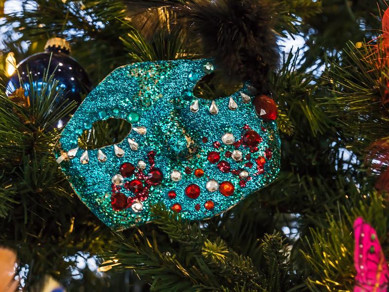 Christmas Decorations - tree ornaments - arctangent