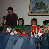 Christmas time for Alex, Erin and Brady
