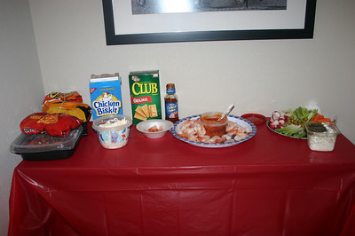 Snack foods for Christmas ( 2013 )