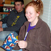 Elainee opens her gift  ( 2010 )