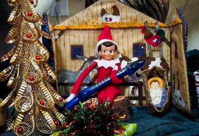 Elf On A Shelf