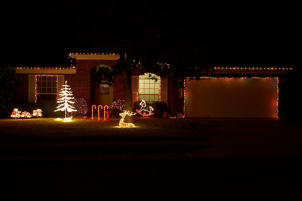 Entering the Christmas Season
