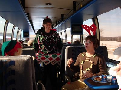 Lynann and Lori on their way to Coral Ridge mall.