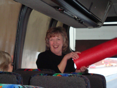Pat on the bus ( 2009 )