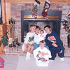 Brady, Alex, Morgan, Cory & Cassie
