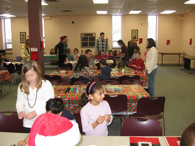 Mrs. Claus Party 2009