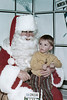 1970 Department Store Santa and Charlie