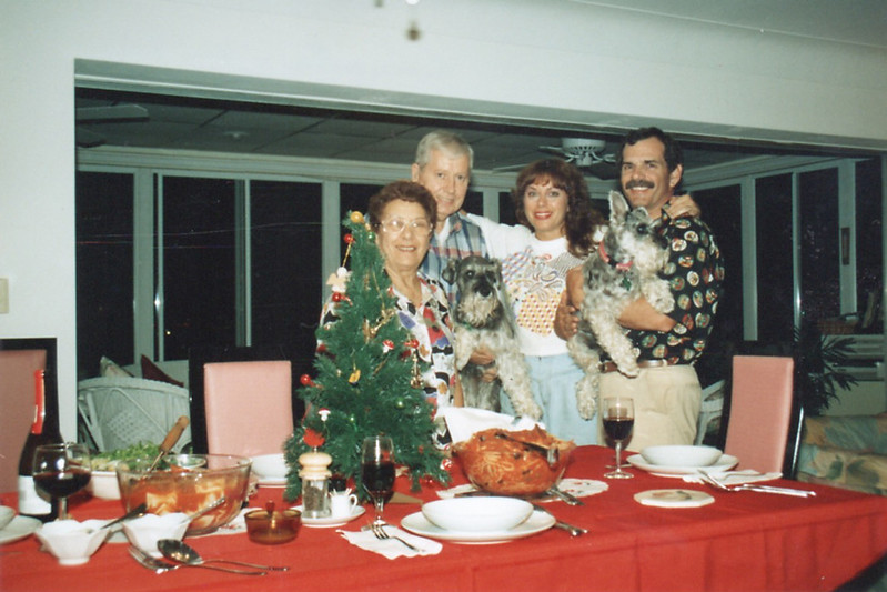 1993 Christmas  in St. Pete