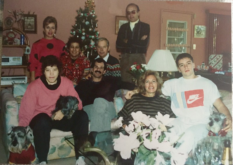 1986?? Christmas in Maitland
