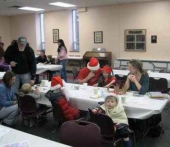 Santa & Friends Visit - 12-8-12