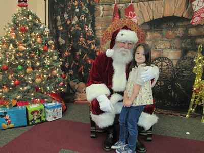 Santa & Friends 2016