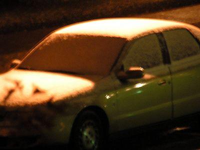 Snow Christmas Eve 2004