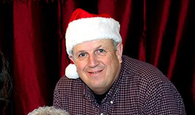 Santa Dad. Dec 25, 2010