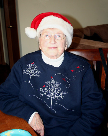 Grandma Peak Christmas 2013