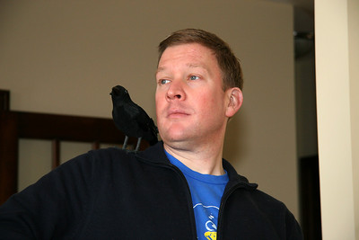 Eric and the crow torment Marty