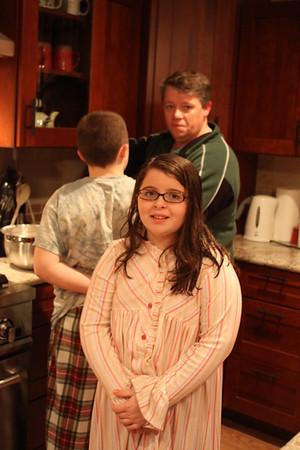Christmas Baking 2010