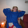 Olivia and Her Snuggie