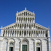 The Front of Pisa Cathedral