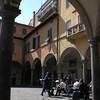 Al Fresco in Pisa