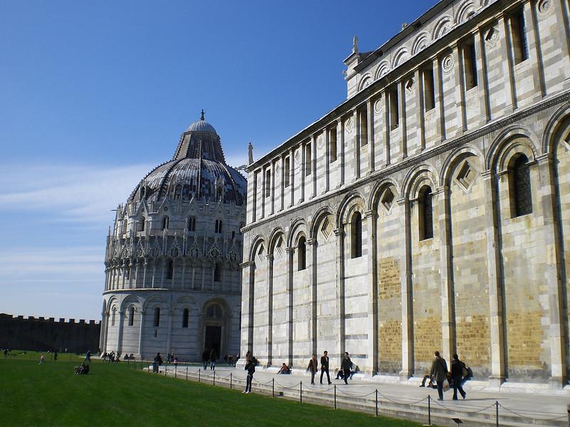 Duomo at Pisa