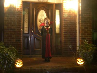 Claire - Halloween