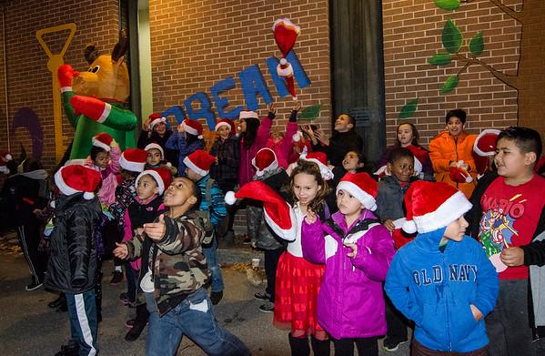 Cleghorn Neighborhood Center Christmas party