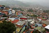 As many other cities, Medellín is situated on hills. Unlike cities from abroad, people who leave in the valley are the wealthy ones and the ones with lower income go on the hills.