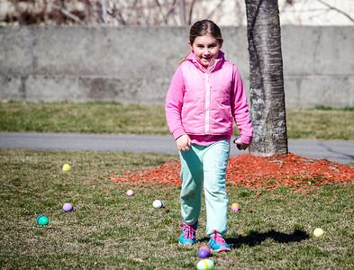 Community Egg Hunt at Riverfront Park
