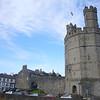 June 2011. Caernarfon Castle, Gwynedd, Wales.