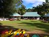 Our accommodation at Rarotonga.