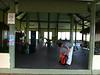 The terminal building at Aitutaki Airport